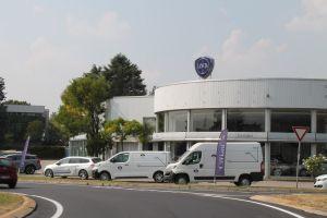 Esterno Peugeot Professional