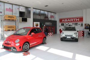 Interno Abarth