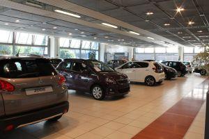 Interno Peugeot
