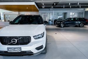 Salone Volvo Legnano