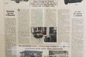 Articolo Ceriani 60 anni