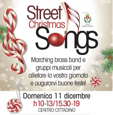 Street Christmas Songs