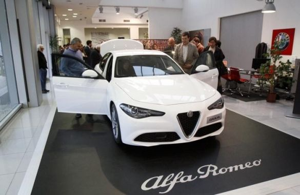 Preview Alfa Romeo Giulia