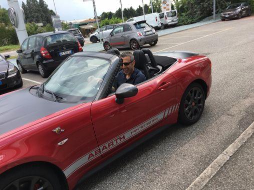 RoadTour 124 Spider Abarth