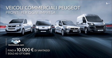 Peugeot Professional Day
